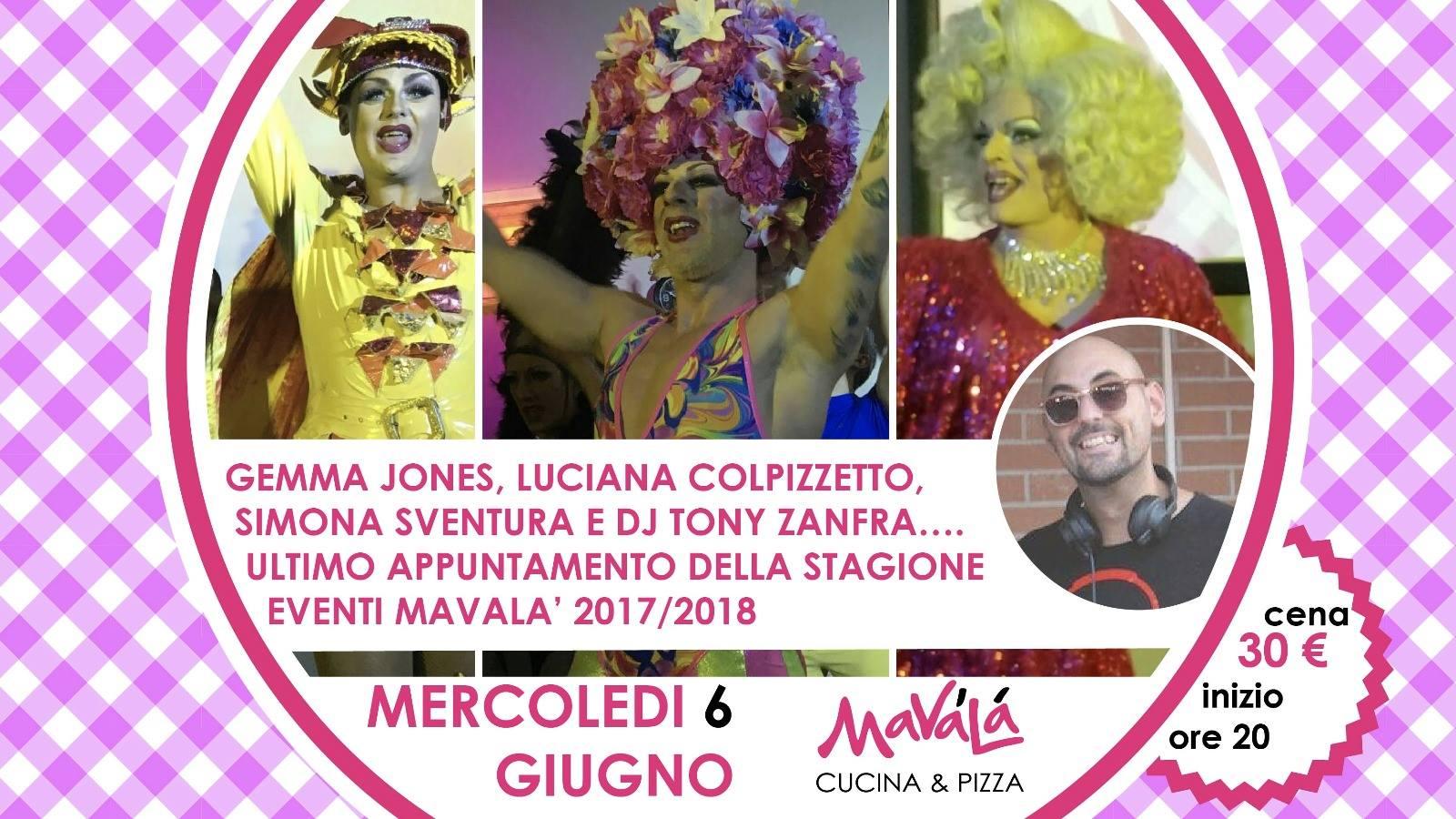 cena+ drag queen show